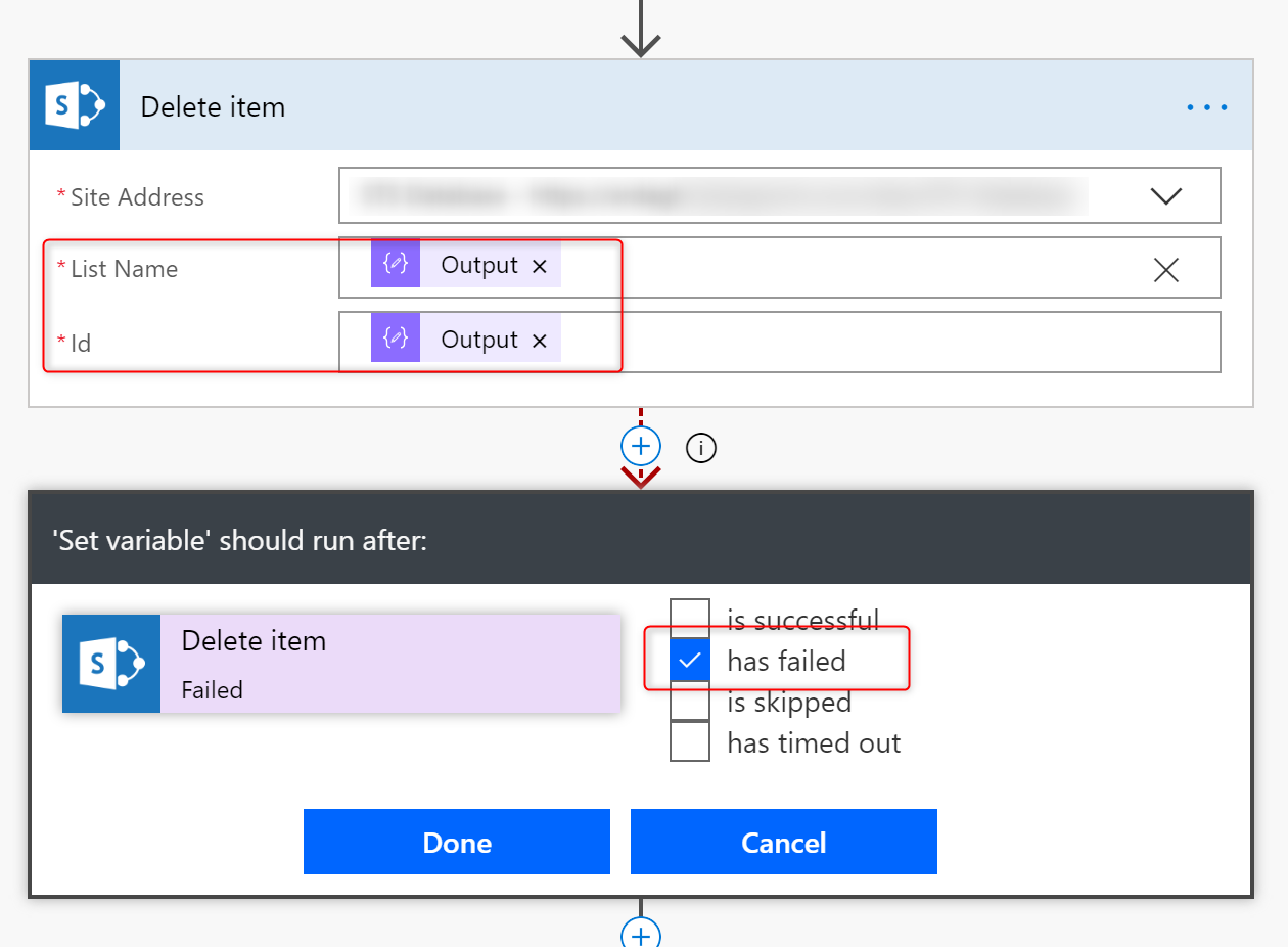 Removing records in SharePoint from PowerApps – Tomasz Poszytek