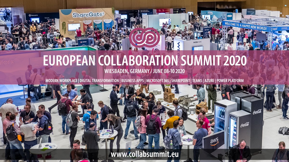 Collaboration Summit 2020